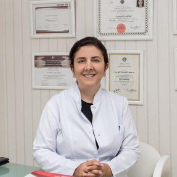 Uzm. Dr. Dt. AYŞEGÜL DALKIRAN ARSLAN
