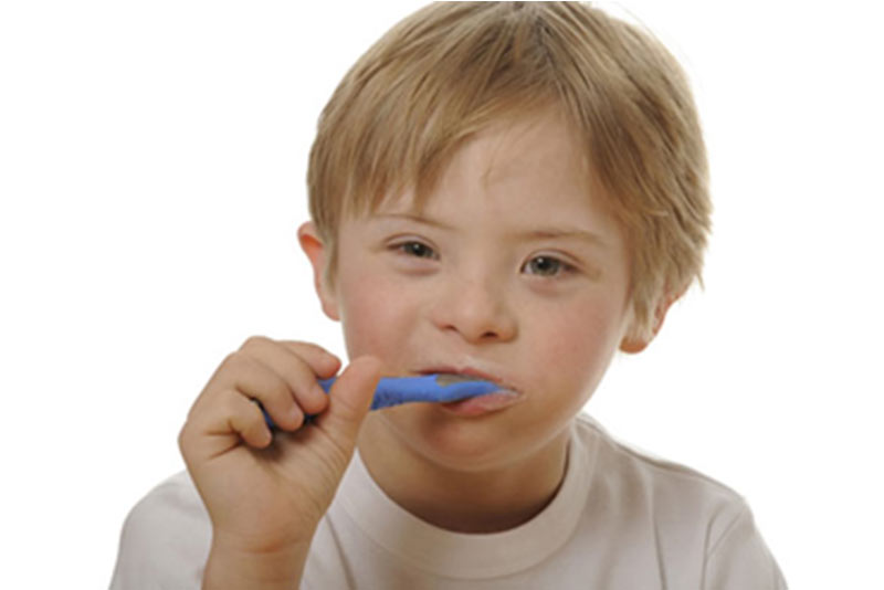 Engellilerde Ağız ve Diş Sağlığı